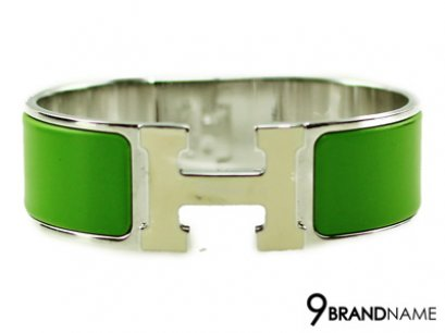 Hermes Click Clack Green Steel SHW