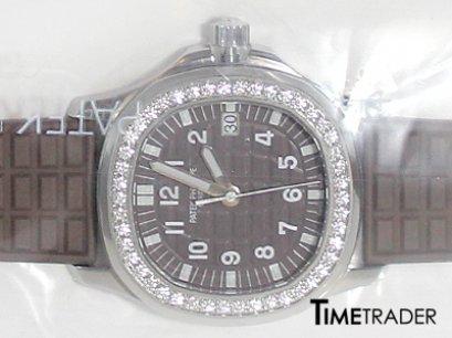 Patek Philippe Aquanaut Luce 5067A Size 35.6mm
