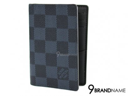 NEW Louis Vuitton Card Holder Graphite