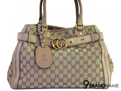 Gucci Tote Brown 247483 002123