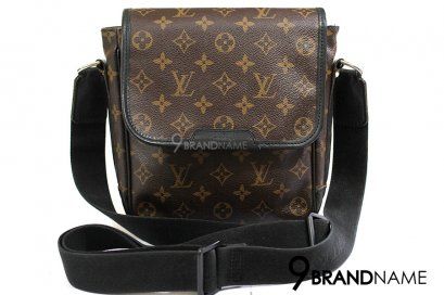 Louis Vuitton Bass Macassar Canvas