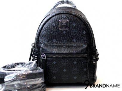 MCM Crossbody&Backpack Size X Mini Black