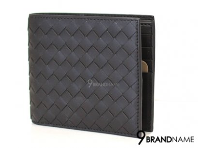 New Bottega Venneta Wallet 8 Card Calf Brown Color