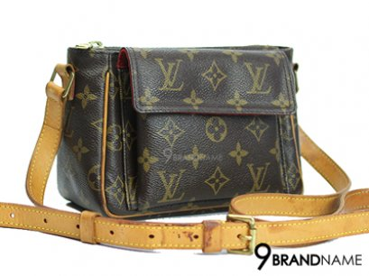 LOUIS VUITTON Monogram Viva Cite GM Bag