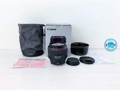 Canon Lens EF 85mm F/1.2L II USM ประกันศูนย์ (D2007008)