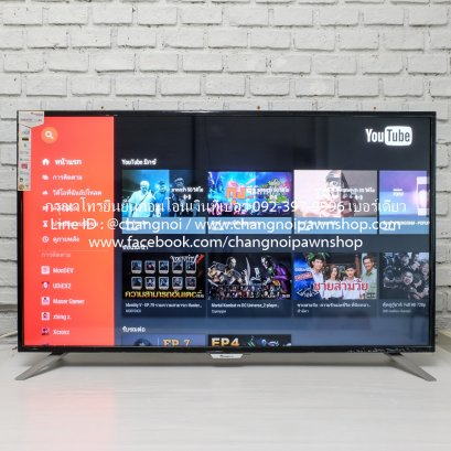 TV 49 นิ้ว Aconatic 4K Ultra HD Smart TV รุ่น AN-49DSU800 (A1811020)