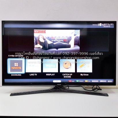 TV 40 นิ้ว SAMSUNG Full HD Flat Smart รุ่น UA40J5200AKXXT (B1808021)