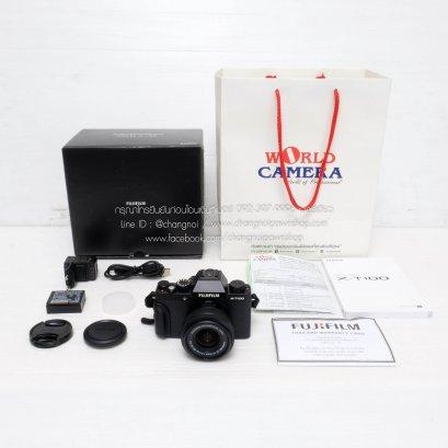 Fujifilm X-T100 + Lens 15-45mm ประกันศูนย์ (A1905003)