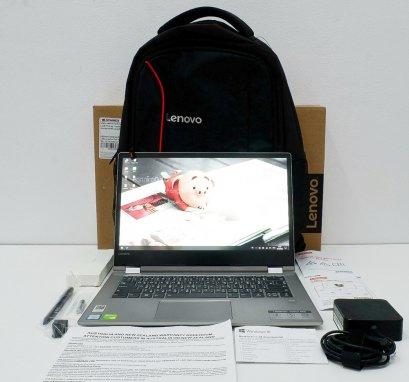 Lenovo Yoga 530-14IKB CORE I5-8250U RAM 8 GB HDD 256 GB จอ 14 นิ้ว การ์ดจอแยก (B1903020)