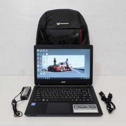 Acer ES1-432 Pentium N4200 RAM 4GB HDD 500GB จอ 14 นิ้ว (A1802026)