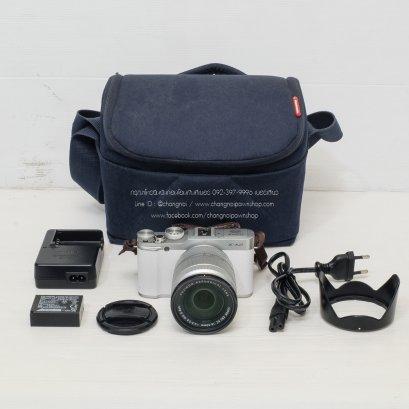 Fuji XA2 + Lens Kit 16-50 OIS II (A1802026)