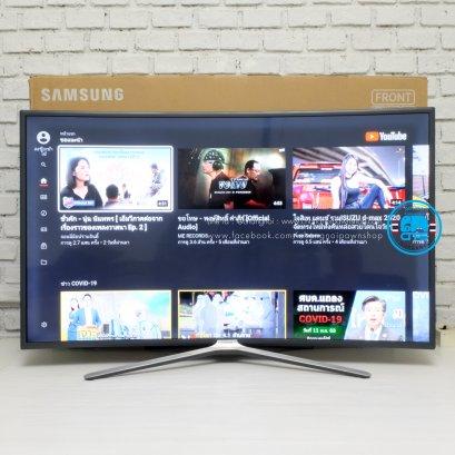 TV 49 นิ้ว SAMSUNG  FHD LED Smart,Curved รุ่น UA49K6300AKXXT (A1906008)