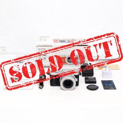 Panasonic GF10 + Lens Kit 12-32mm (A1808020)