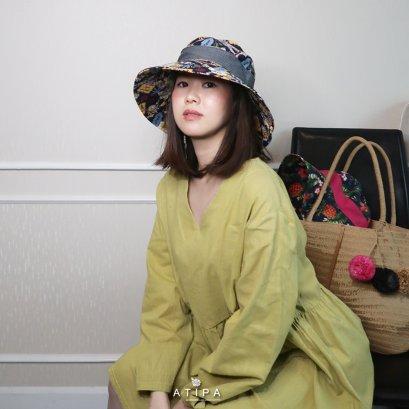 Leska Japanese Dress (Yellow)