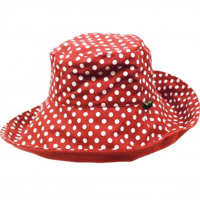Polka Dotti Mini Red