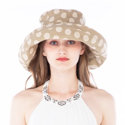 Modern Queen Extra Wide Brim Sun Hat