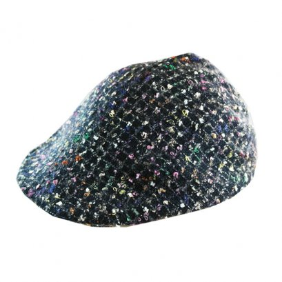 Classic Tweed Beret Cap (Vol.3)