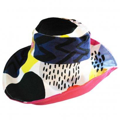 หมวก Gullvi Vol.2 (สีชมพู)