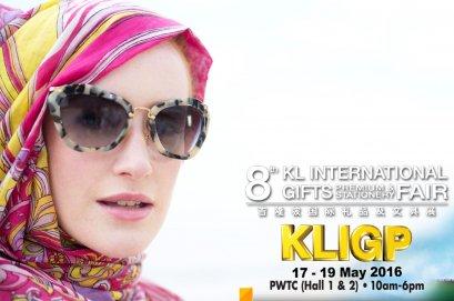 Exhibition at KLIGP 2016 at Malaysia