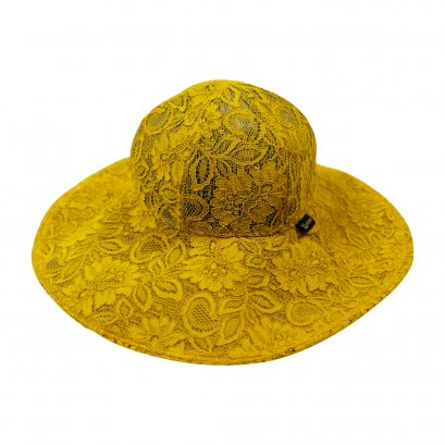 Madame Audrey Lace (Yellow)