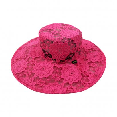 Madame Audrey Lace (Pink)