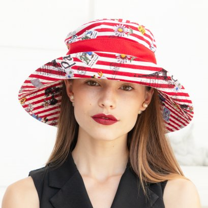Madame Derby Paris (Red)