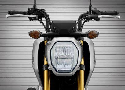 Honda GROM กับสไตล์ที่คุณเลือกโมดิฟายเองได้
