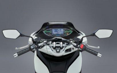 All New PCX 160 e:HEV