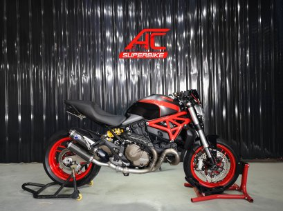 DUCATI​ Monster 821 Performance​ Dark ปี17