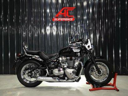 Triumph Speedmaster ปี19  (ปิดการขาย)