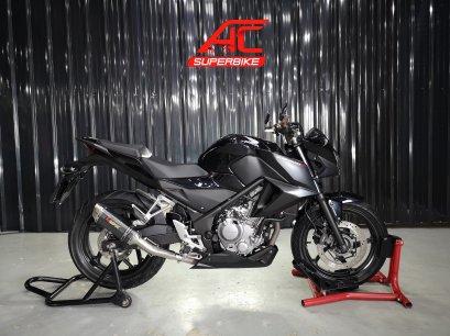 CB300F ABS สีดำ ปี15