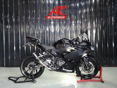 Ninja400 สีดำ ปี18