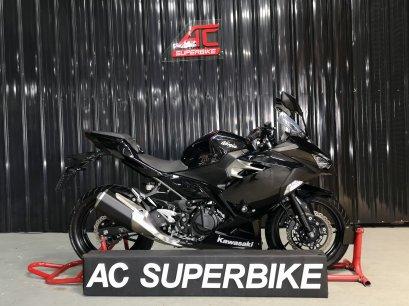 Ninja250 ABS สีดำ ปี19  (ปิดการขาย)