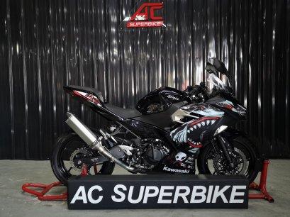 Ninja400 ABS สีดำ ปี18 (ติดจอง)