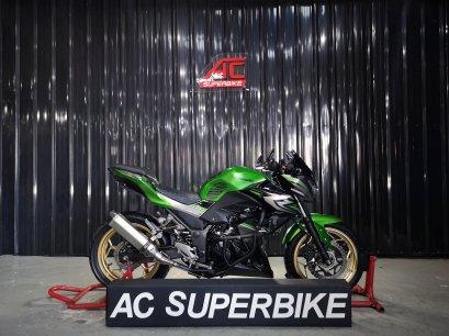 Z300 สีเขียวดำ ปี17