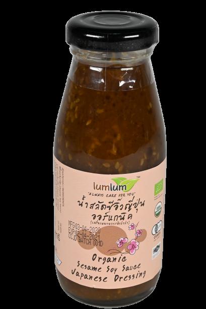 Organic Sesame Soy Sauce Japanese Dressing