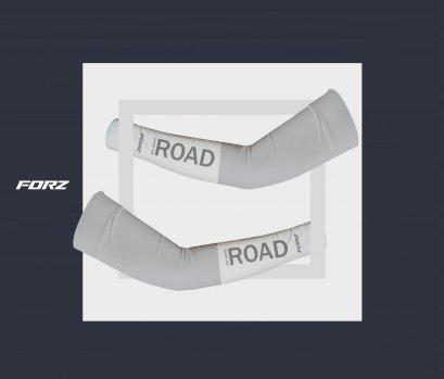 Cycling arm sleeve-[GREY]