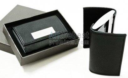 กล่องใส่นามบัตรหนัง-แนวนอน