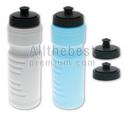 กระบอกน้ำพลาสติกใส 750 ml
