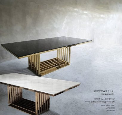 Royal (S) Dining Table