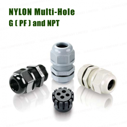Cable gland - NYLON CABLE GLAND(Multi-Hole)