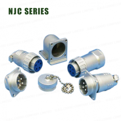 Circular Military Connectors - NJC SERIES