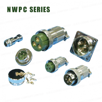 Circular Military Connectors - N W P C SERIES