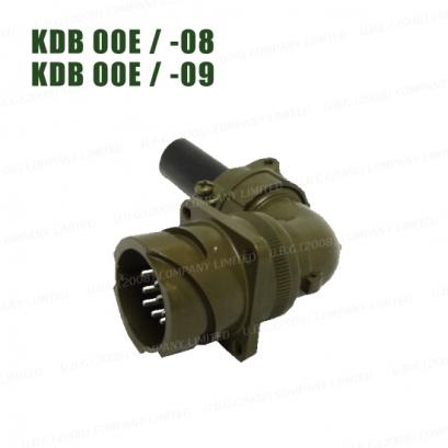 Circular Military Connectors - MIL-DTL-KDB / VG95234