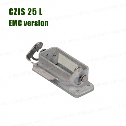 Multipole Connector CZIS 25 L SERIES