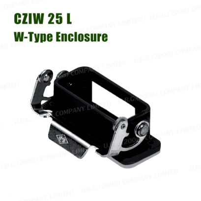 Multipole Connector CZIW 25 L SERIES