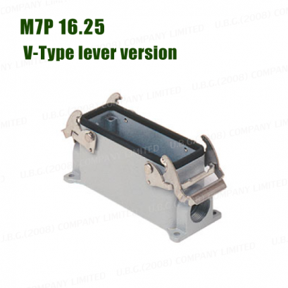 Multipole Connector M7P 16.25 SERIES