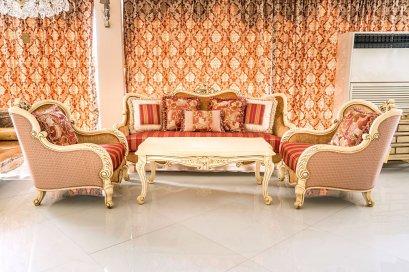 Ginger Sofa Set