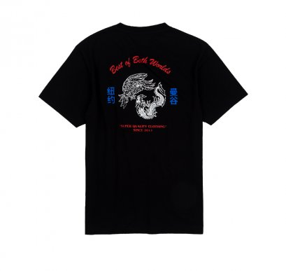 BOBW T-SHIRT BLACK