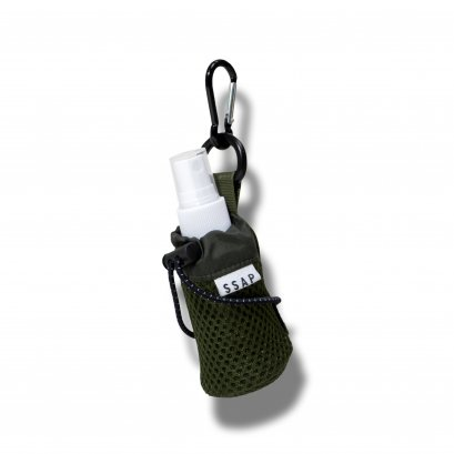 SSAP HAND SANITIZER SPRAY HOLDER (OLIVE)